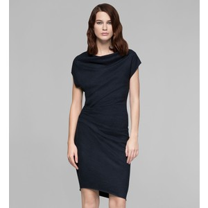 Wish List / Helmut Lang Sonar Wool Dress