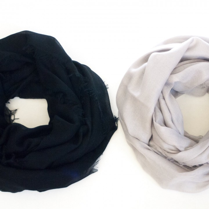 Current Rotations/Helmut Lang Cashmere Scarf