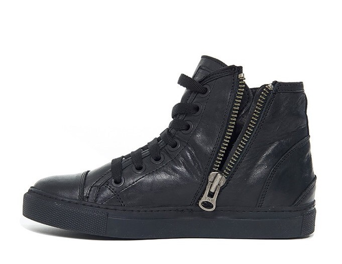 Wish List / Anine Bing High Top Leather Sneakers